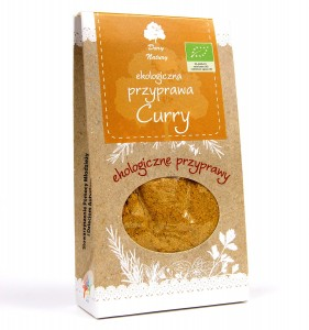 Curry EKO 60g - Dary Natury